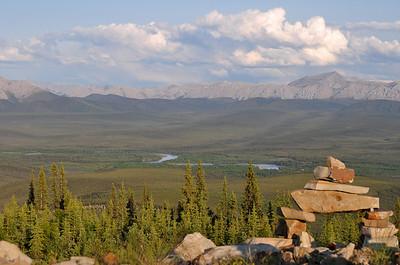Dawson Highway, Yukon