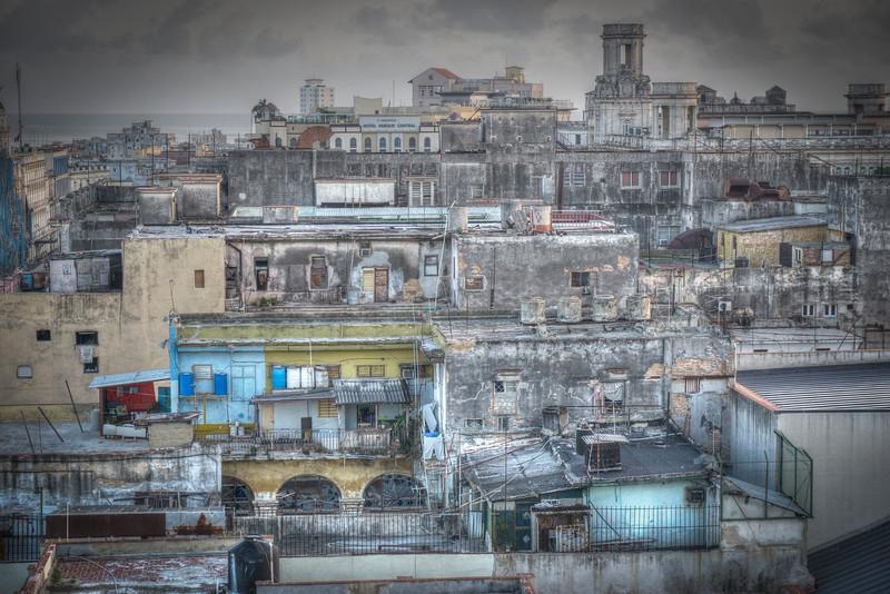 Tejados de Habana Viejo