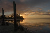 St. Marks lighthouse on Florida panhandle.
