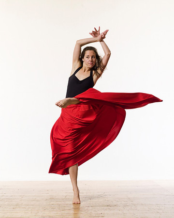 Dancer Katie Crutchfield,Photographed by Eric Yagoda taken as part of a workshop with Lois Greenfield August 28th 2010