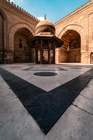 Textures at Sultan Barquq Complex