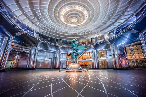 Petronas Entrance