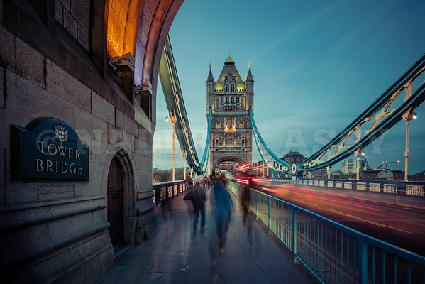 Life on The Tower Bridge
