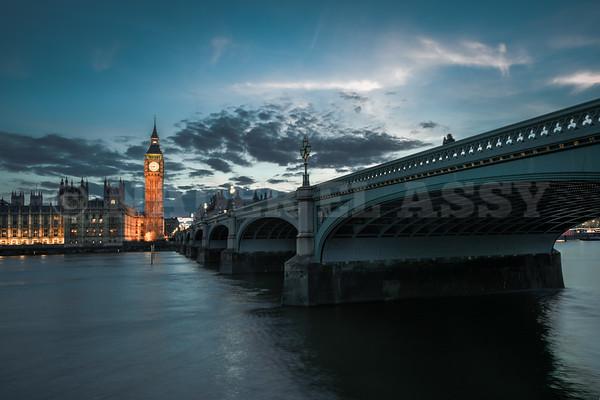 Westminster at Dusk