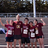We are the champions. Big Sur Mud Run 2010.