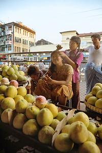 Mahabandoola Road, Yangon
