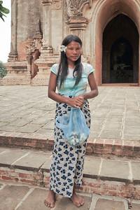 Thabeik Hmauk Temple, Bagan