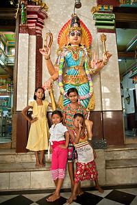 Sri Kali, Yangon