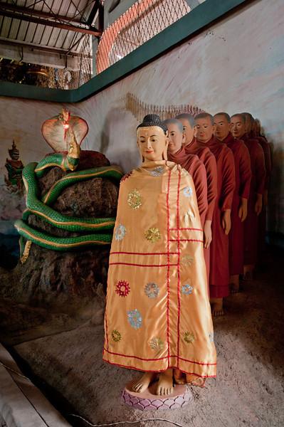 Ngahtatgyi Pagoda, Yangon