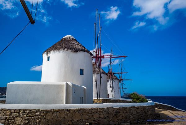 2017 Vacation Mykonos