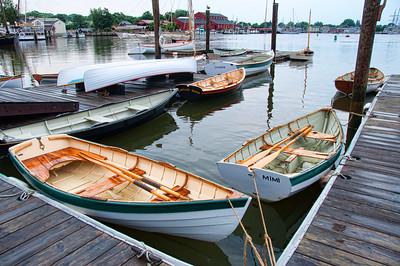 Mystic Seaport July 2010