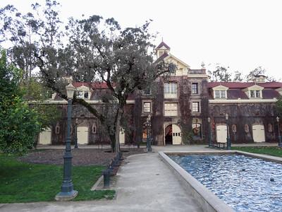 Inglenook Wineyard - Napa, CA