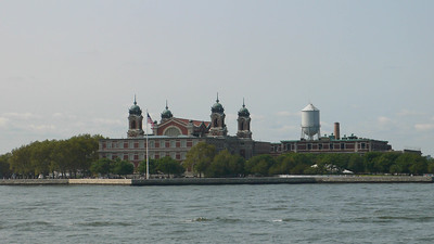Ellis Island, New York, NY - US