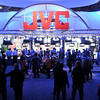 Taking a look at JVC exhibit at NAB 2014.