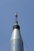 Mercury capsule on Atlas rocket