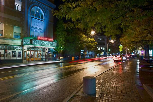 Davis Square images