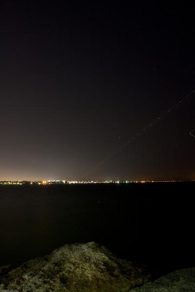 Night Photo - JFK Library