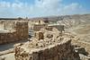 Masada remains