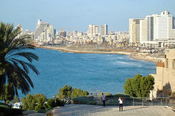 Israel & Egypt, March 2009