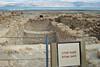 Essene settlement ruins.