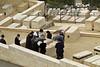 A Jewish funeral.