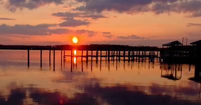 KENT ISLAND SUNSET 3
