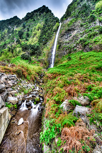 MADEIRA WATER FALL