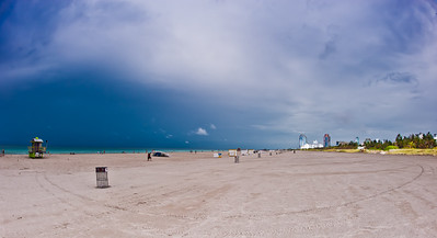 SOUTH BEACH CLEARING UP??