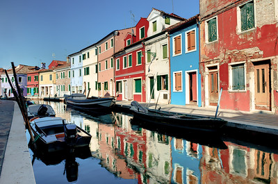 BURANO COLOUR