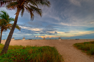 SOUTH BEACH CLOUD COVER