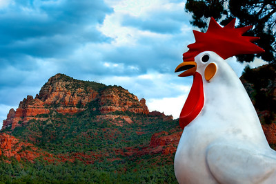 SEDONA ROADSIDE ATTRACTION
