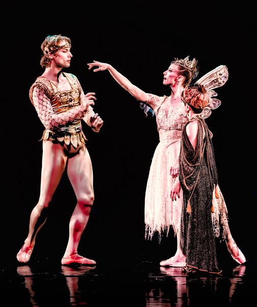 050   Northwest Florida Ballet A Midsummer Night's Dream Performance