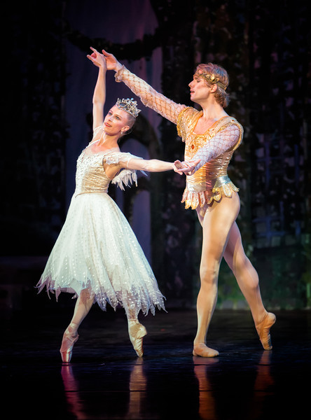 060   Northwest Florida Ballet A Midsummer Night's Dream Performance