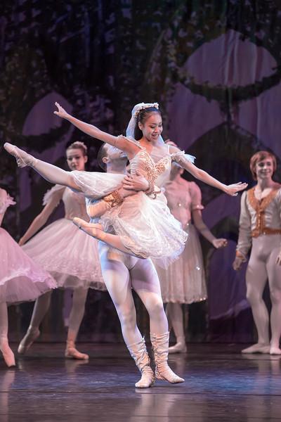 070   Northwest Florida Ballet A Midsummer Night's Dream Performance
