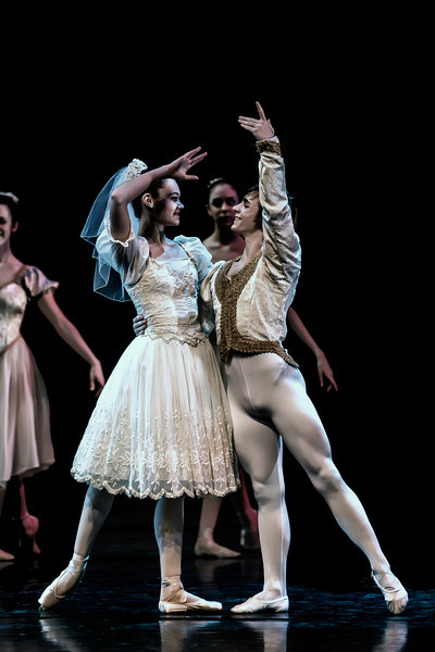 069   Northwest Florida Ballet A Midsummer Night's Dream Performance