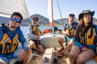NOLS Mexico Sailing Course