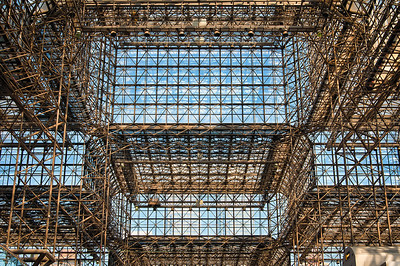 Javitz Center NYC March 2009