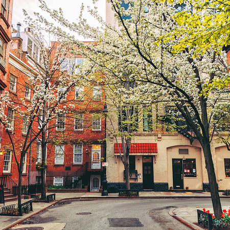 Springtime - West Village