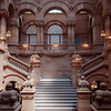 Great Western Staircase, NYS Capitol