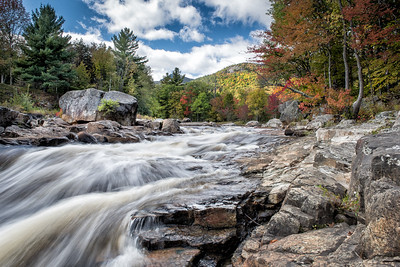 Falls - W. Branch Ausable River