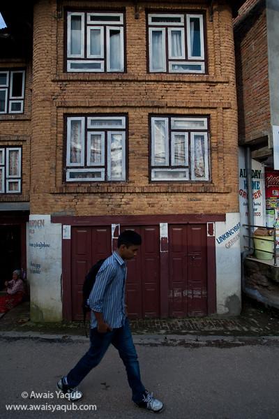 Walk around in Lalitpur, Kathmandu