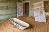 Nam 066 Bath Time, Kolmanskop, Namibia