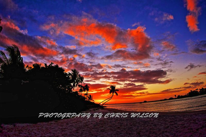 Gordons Pass Sunset HDR backwards lrg1