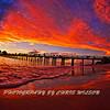 Naples sunset hdr1