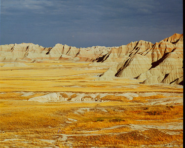 Badlands NP, South Dakota