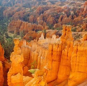 Hoodo, Bryce Canyon, Utah