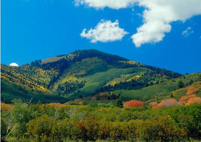 Abajo Mountains