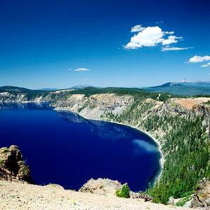 Crater Lake, Crater Lake NP,
