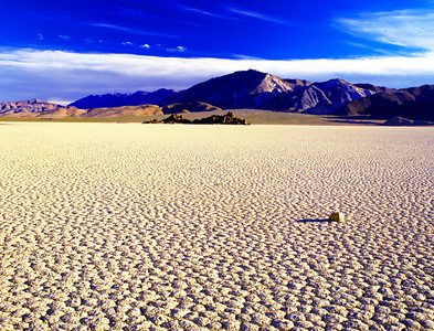 The Racetrack, Death Valley NP, California