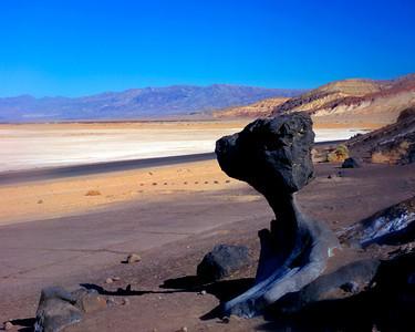 Mushroom Rock, Death Valley NP, California